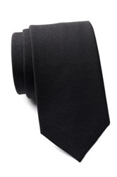 14Th And Union Graves Solid Tie Black
