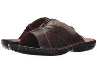 Rieker 26595 Christoph 95 Nougat Stone Nougat Men's Sandals Brown