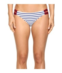 Body Glove Samana Flirty Surfrider Bottoms Midnight Women's Swimwear Navy