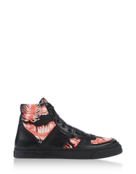 Marc Jacobs High Tops And Trainers Black