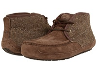 Ugg Lyle Tweed Stout Tweed Men's Lace Up Boots Brown