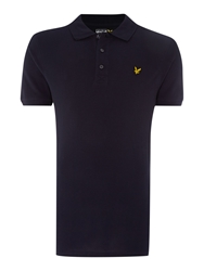 Lyle And Scott Regular Fit Polo Shirt Navy