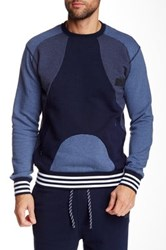 Prps Hideo Pullover Blue