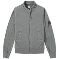 C.P. Company Arm Lens Track Top Grey