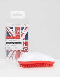 Tangle Teezer Limited Edition Candy Cane Detangling Brush Candy Cane Clear
