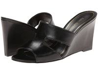 Enzo Angiolini Vamila Black Black Synthetic Women's Sandals