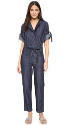 Citizens Of Humanity Sierra Jumpsuit Deep Indigo