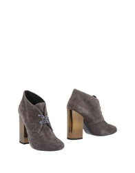 Arfango Ankle Boots Dove Grey