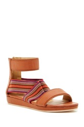 Michael Antonio Damani Flat Platform Sandal Brown
