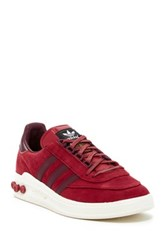 Adidas Originals X Barbour Columbia Sneaker Red