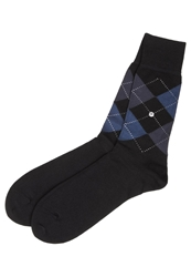 Burlington The Original Knee High Socks Dark Navy Black