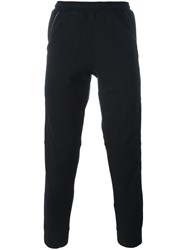 Hood By Air Zipper Detail Pants Black