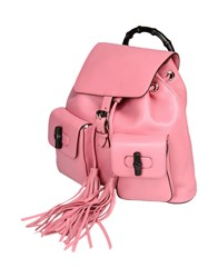 Gucci Bags Rucksacks And Bumbags Women Pastel Pink