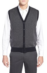 Men's Toscano Bird's Eye Cardigan