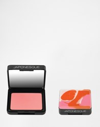 Japonesque Velvet Touch Blush Shade 5 Beige