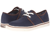 Vionic With Orthaheel Technology Bryson Navy Men's Lace Up Casual Shoes