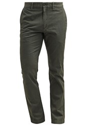Banana Republic Aiden Chinos Green Khaki