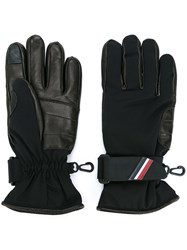 Moncler Grenoble Padded Snow Gloves Black