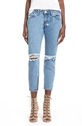 Women's One Teaspoon 'Freebirds' Jeans Blue Velvet