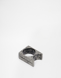 Cheap Monday Bridge Ring Silver