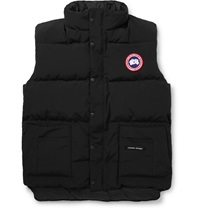 Canada Goose Freestyle Down Filled Gilet Black