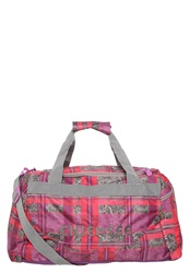 Chiemsee Sports Bag Barberry Purple