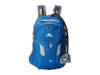 High Sierra Riptide 25L Hydration Pack Royal Cobalt Silver Backpack Bags Blue