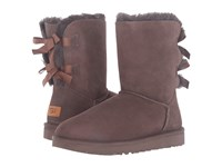 Ugg Bailey Bow Ii Chocolate Women's Boots Brown