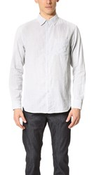 Rag And Bone Beach Shirt Ivory Black