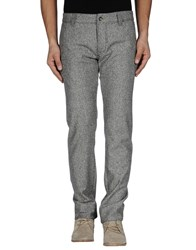 Heaven Two Trousers Casual Trousers Men Grey