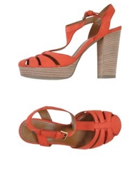 Vic Sandals Coral