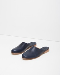 Martiniano Low Mule Navy