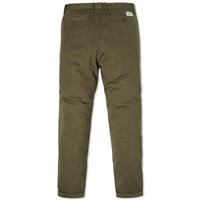 Norse Projects Aros Heavy Chino Green