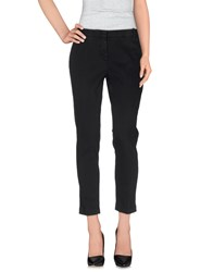 Heavy Project Trousers Casual Trousers Women Black