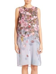 Clover Canyon Hanging Flowers Coverup Multi