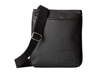 Lacoste Classic Flat Crossover Bag Black Cross Body Handbags