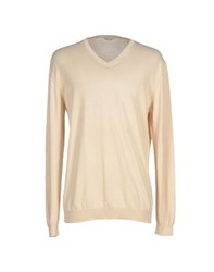 Bellwood Knitwear Jumpers Men Beige