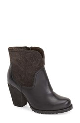 Women's Eastland 'Jezebel' Western Bootie Black