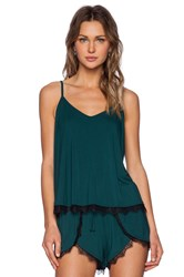 Lovers Friends Coveted Cami Teal