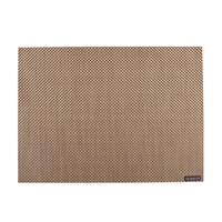 Chilewich Basketweave Rectangle Placemat New Gold