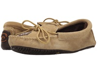 Manitobah Mukluks Canoe Moccasin Suede Lined Tan Women's Boots