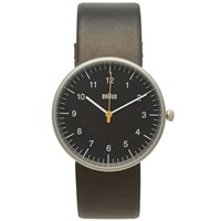 Braun Bn0021 Watch Black