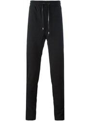 D.Gnak Drawstring Sweatpants Black