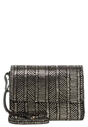 Vero Moda Vmshina Across Body Bag Black Gold