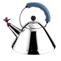 Alessi Bird Whistle Kettle Blue