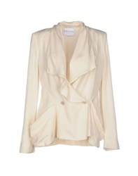 Vionnet Suits And Jackets Blazers Women Ivory