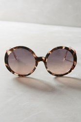 Anthropologie Ett Twa Maui Sunglasses Pink