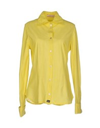 Met Shirts Shirts Women Yellow