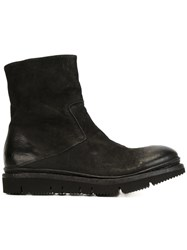 The Last Conspiracy 'Lodur' Boots Black