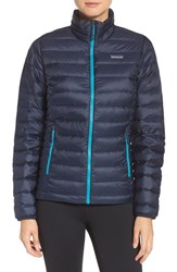 Patagonia Women's Packable Down Jacket Forestland Tailored Grey